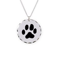 Ferret Paw Necklace
