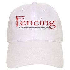 Lunging Distance Baseball Cap