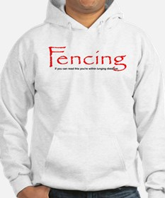 Lunging Distance Jumper Hoody