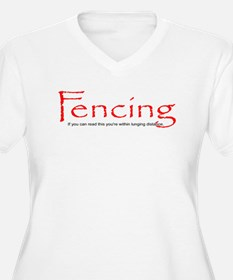 Lunging Distance T-Shirt