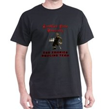 ZSU Zombies Bowling Team T-Shirt