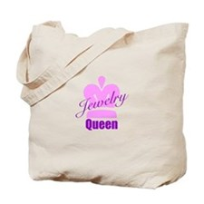 Jewelry Queen Tote Bag