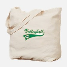 Mens volleyball Tote Bag