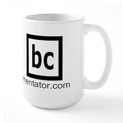 BC Logo Mug