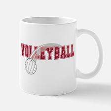 Cool Mens volleyball Mug