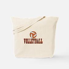 Unique Mens volleyball Tote Bag