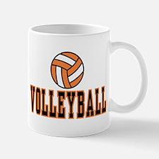 Funny Mens volleyball Mug