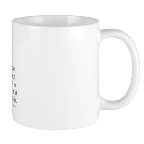 Interior Design DEFINITION Mug