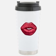 French Kiss Stainless Steel Travel Mug