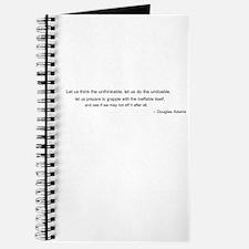 Douglas Adams Journal