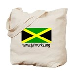 Jamaica FlagTote Bag