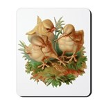 Chicken Chicks Mousepad