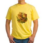 Chicken Chicks Yellow T-Shirt