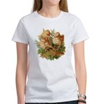 Chicken Chicks (Front) Women's T-Shirt