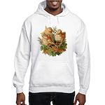 Chicken Chicks (Front) Hooded Sweatshirt
