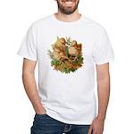 Chicken Chicks White T-Shirt