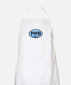 Point Pleasant Beach NJ - Oval Design Apron