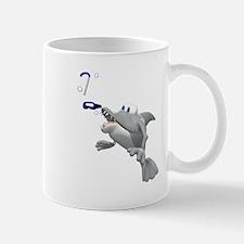 Cute Save the ocean Mug