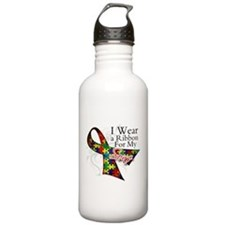 For My Sons - Autism Water Bottle