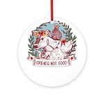 Melanoma Warrior Badge Thermos Food Jar