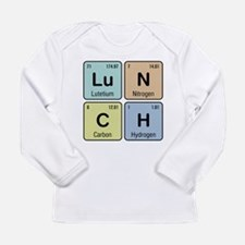 Chemistry Lunch Long Sleeve T-Shirt