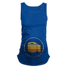 IWearBlack Son Thermos®  Bottle (12oz)