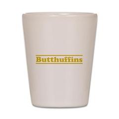 butt Shot Glass