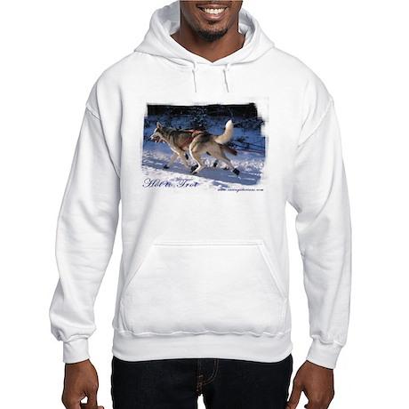 Hot To Trot Hooded Sweatshirt