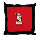 antiobama Throw Pillow