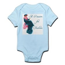 A Passion for Fashion Vintage Infant Creeper