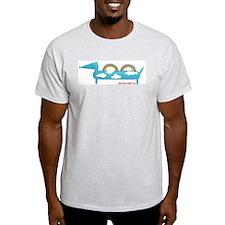 Happy Rainbow Doxie T-Shirt