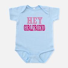 Hey Girlfriend Onesie