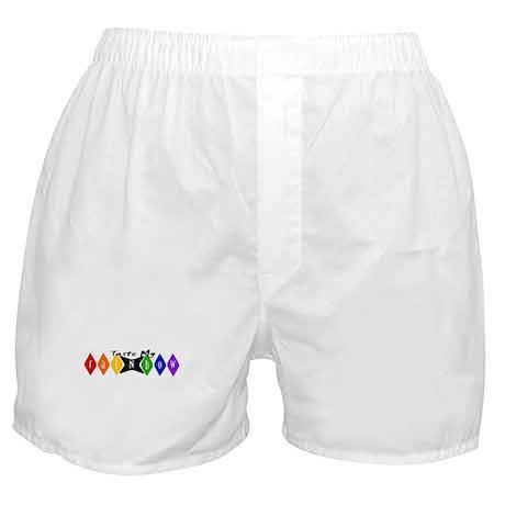 Taste my Rainbow Boxer Shorts