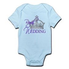 Royal Wedding London England Infant Bodysuit
