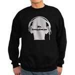 Mr. Soundman Sweatshirt (dark)