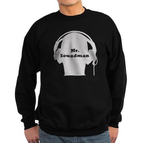 Mr. Soundman Sweatshirt (dark)