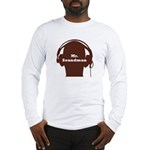 Mr. Soundman Long Sleeve T-Shirt