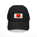 I Love Alaska! Black Cap