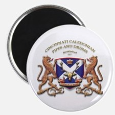 Cute Bagpipe band Magnet