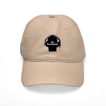 Mr. Soundman Cap