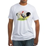 Dutch Bantams Fitted T-Shirt