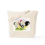 Dutch Bantams Tote Bag
