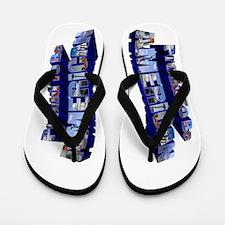 ProudAmerican FF Flip Flops