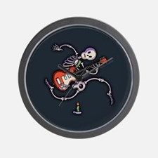 Jumped the Candlestick Wall Clock