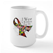 For My Sisters - Autism Mug