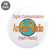 "Digital Communications 3.5"" Button (10 pack)"