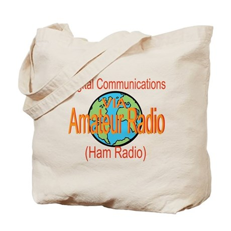 Digital Communications Tote Bag