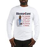 Anti Obamacare Long Sleeve T-Shirt