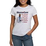 Anti Obamacare Women's T-Shirt