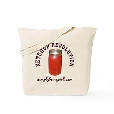 Join the Ketchup Revolution Tote Bag